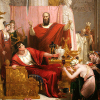 Mitología griega y la espada de Damocles