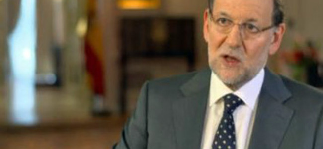 Rajoy optimistic about Spain's economic outlook, denies illegal political financing