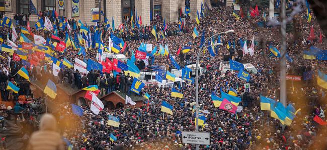 Ucrania: el patio trasero de…