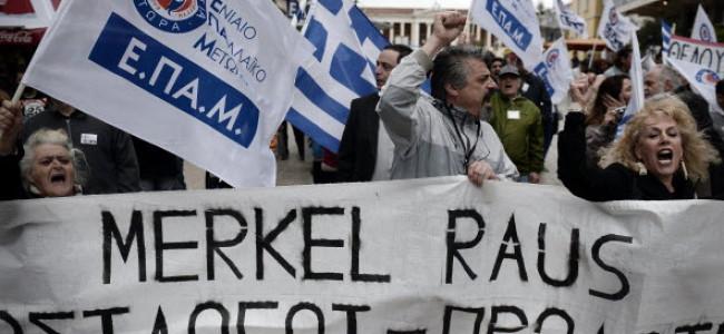 La Gran Desconexión Griega