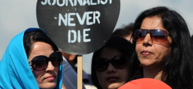 De Kabul a El Cairo continúan los asesinatos y las detenciones de periodistas