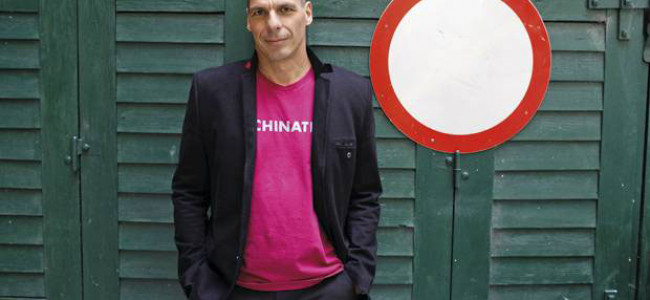 «Greece will neither want to leave the euro nor threaten to do so» – Yanis Varoufakis
