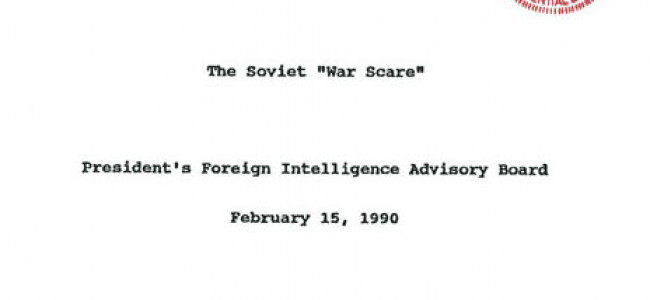 The 1983 War Scare Declassified and For Real