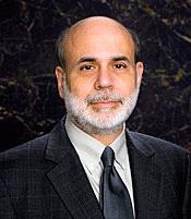 Fotografía de Ben Bernanke