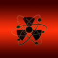 Símbolo de peligro nuclear