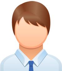 Avatar de hombre anónimo