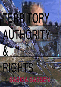 Book cover of Territory, Authority and Rights