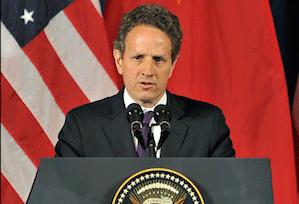 Fotografía de Timothy Geithner