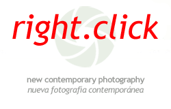 Banner de right.click: nueva fotografía contemporánea