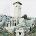 Tumba en Janto, Turquía