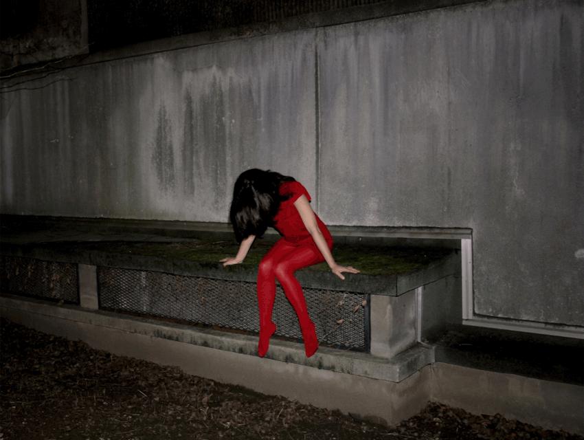 Fotografía por Amaury da Cunha de su serie, Après tout