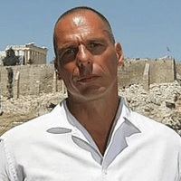 Fotografa de Yanis Varoufakis