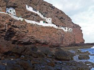 Fotografía del Barrio de Tufia (Gran Canaria)