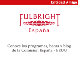 Entidad amiga: Fulbright Comisin Espaa - EE.UU.