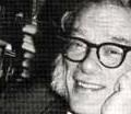 Fotografía de Isaac Asimov