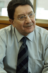 Picture of Taleb Rifai, Secretary-General of the World Tourism Organization