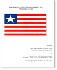 FOI Liberia Documents