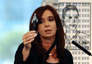 Picture of Cristina Fernandez de Kirchner
