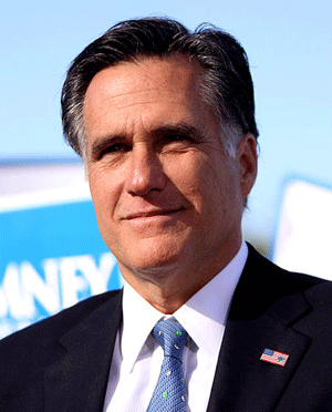 Picture of Mitt Romney