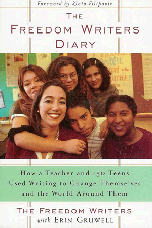 The Freedom Writers Diary book cover