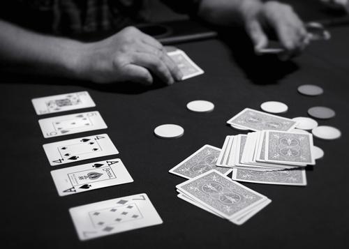 Imagen de juego de póker