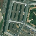 GeoEye-1 image of the Pentagon