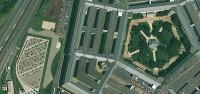 GeoEye-1 image of the Pentagon