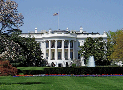 South façade of the White House (photo: Matt H. Wade)