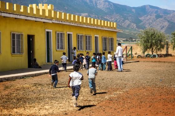 "Los niños de ""Little"" Oaxaca"