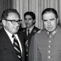 Henry Kisssinger y Augusto Pinichet