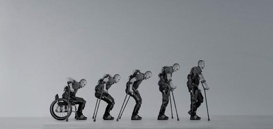 Algunos exoesqueletos ya permiten moverse a parapléjicos / Designtoimprovelife