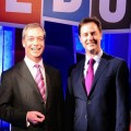 Nick Clegg v Nigel Farage