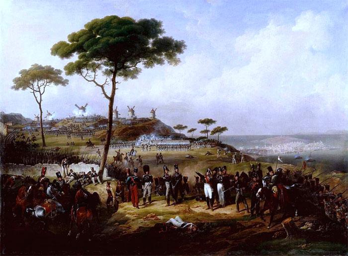 Episodio de la intervención francesa en España (1823)