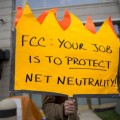 Internet Neutrality Protest