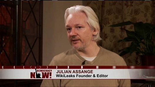 Julian Assange (entrevista con Amy Goodman)