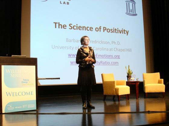 La gurú de la ciencia de la felicidad, Barbara Fredrickson / Universidad de Minnesota