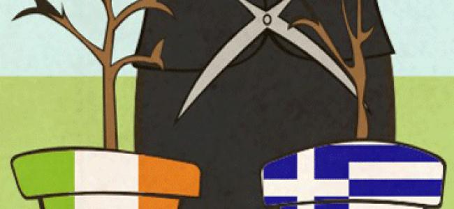 Furia inútil: los políticos griegos y alemanes se equivocan