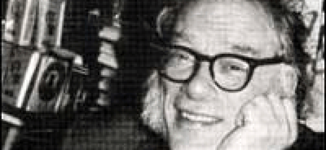 Isaac Asimov: su visión del futuro