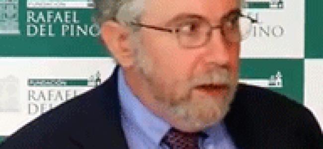 Conferencia de Paul Krugman en la Fundación Rafael del Pino