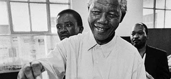 Mandela y la libertad de ser libres
