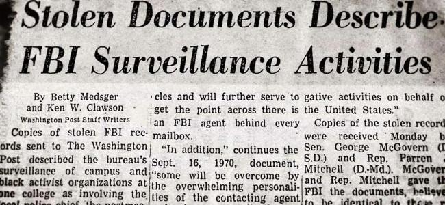 El FBI, la NSA y la revelación de un viejo secreto