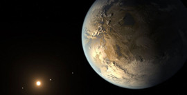 Descubierto el planeta más parecido a la Tierra