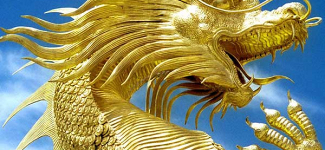 Why Was China Carrying Gold?