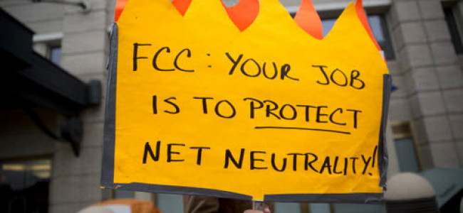 La neutralidad de la red en peligro, una vez más