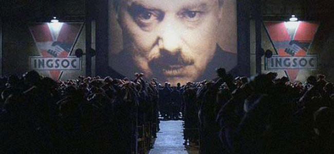 Futuro universo orwelliano