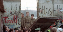 The Fall of the Berlin Wall, 25th Anniversary