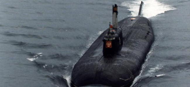 A la caza de los submarinos rojos