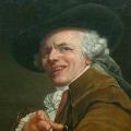 Ducreux, autorretrato