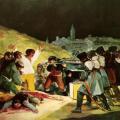 Goya, Los fusilamientos del 3 de mayo