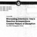 Misreading Intentions